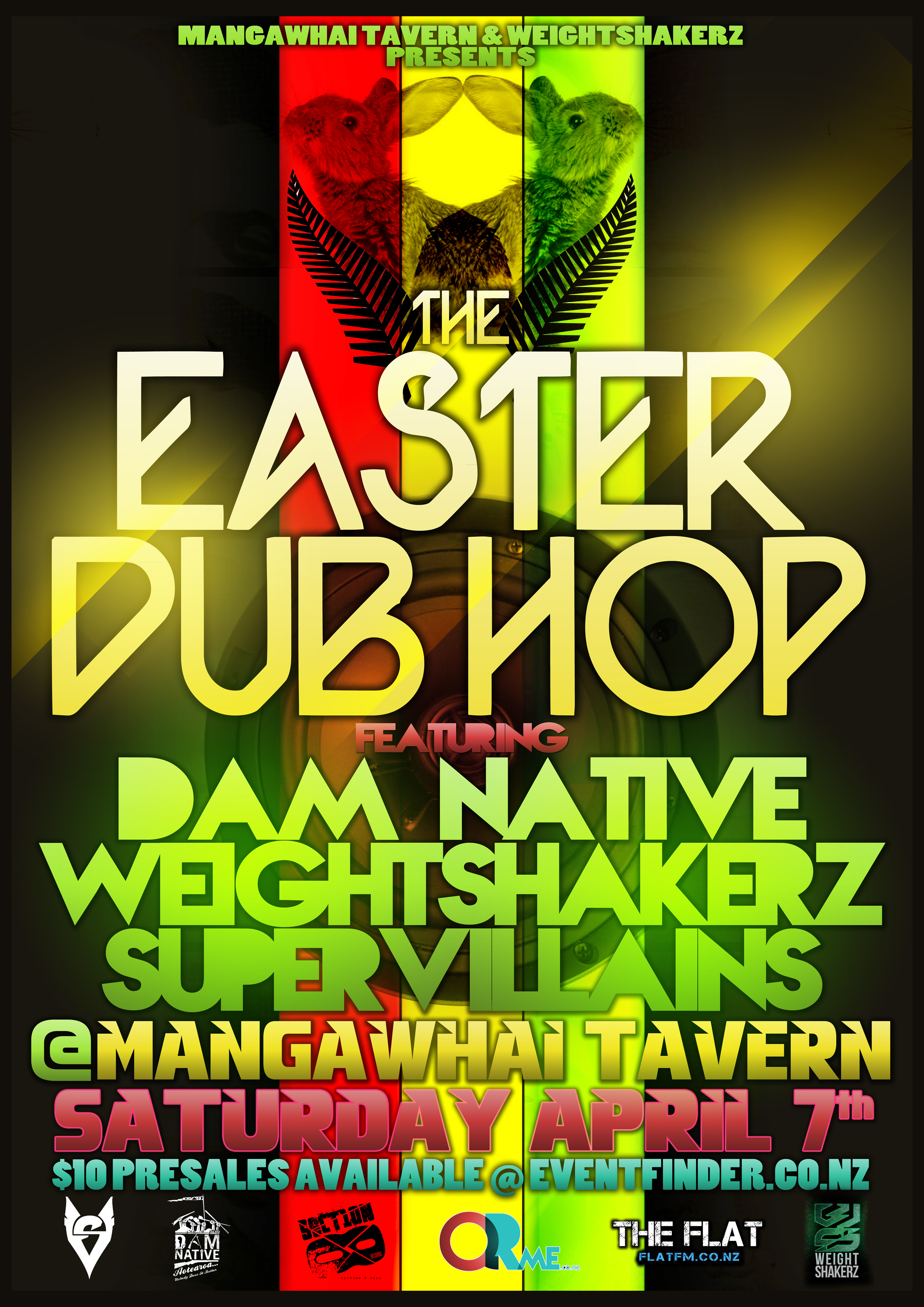 Easter Dub Hop