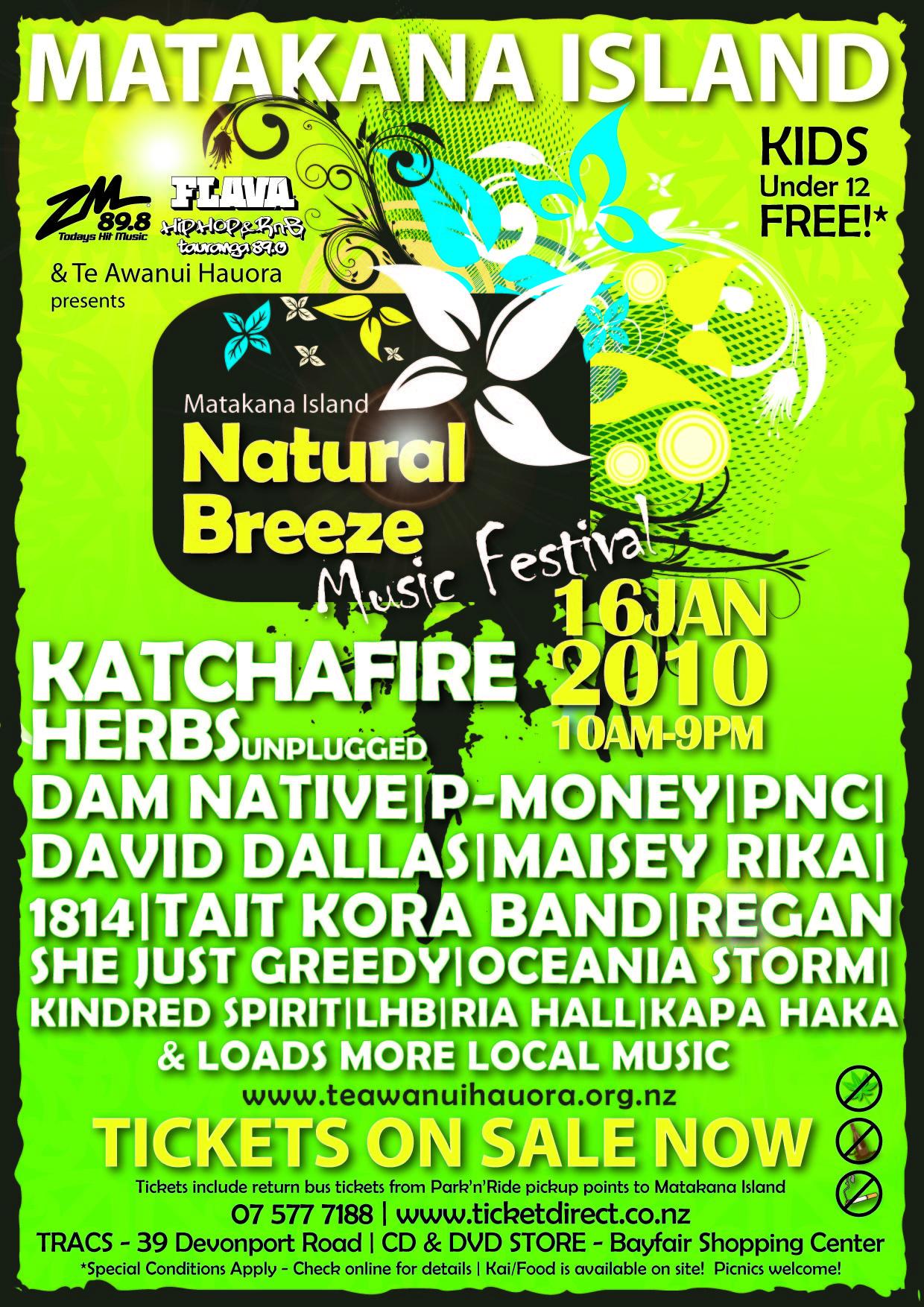 Matakana Island Festival 2010